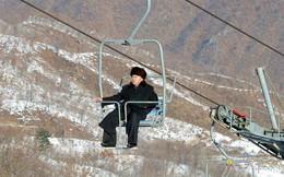 24h qua ảnh: Kim Jong Un đi cáp treo ở khu nghỉ dưỡng đẳng cấp TG