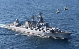 Nga tập trận đánh chặn tên lửa Tomahawk Mỹ ngoài khơi Syria?