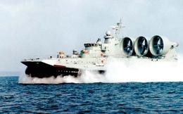 TQ bí mật thử nghiệm siêu tàu đổ bộ Bò rừng trên Biển Đông?