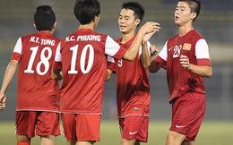 U19 Việt Nam dốc sức thắng đậm U19 Hong Kong