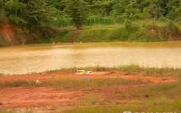 Bình Dương: Đi tắm hồ, hai anh em ruột chết đuối
