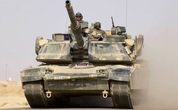 Sức mạnh tuyệt đối của tăng chiến trường Abrams