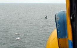 Vụ hai tàu đâm nhau: Đã tìm thấy thi thể nạn nhân đầu tiên