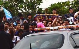 Điểm tin bóng đá Đông Nam Á ngày 6/8: Barcelona đã đến Thái Lan