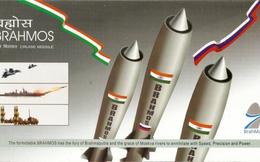 """BrahMos phóng từ dưới nước sẵn sàng """"phiêu"""" cùng tàu ngầm Ấn Độ"""
