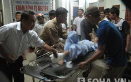 CSGT bị tố đạp đổ xe làm một người trọng thương