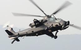 Trung Quốc tự mãn: Trực thăng WZ-10 sánh ngang Apache Mỹ