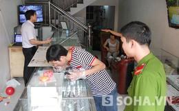Thái Nguyên: Vờ mua rồi cướp 4 cây vàng bỏ chạy