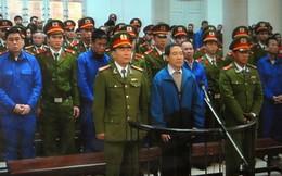 Dương Chí Dũng và cựu Tổng Giám đốc Vinalines lĩnh án tử hình