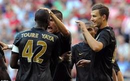 Man City 5-3 Milan: Mưa bàn thắng ở Allianz Arena