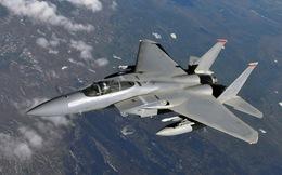 """Video: """"Đại bàng"""" F-15 """"tung hoành"""" trên Thái Bình Dương"""
