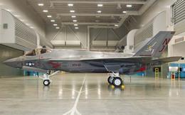 """Ngắm tàng hình cơ F-35C Phi đội """"Tử thần"""" trong """"bộ cánh"""" mới"""
