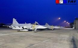 Thái Lan nhận 3 chiến đấu cơ Gripen tối tân từ Thụy Điển