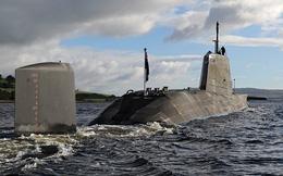Hải quân Anh biên chế tàu ngầm tấn công số 1 thế giới