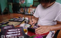 Sức vươn dậy mãnh liệt của làng tranh sơn mài Hạ Thái