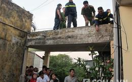Cảnh sát PCCC giải cứu thiếu nữ nhảy lầu tự tử