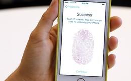 iPhone 5S chỉ nhận diện dấu vân tay… người sống