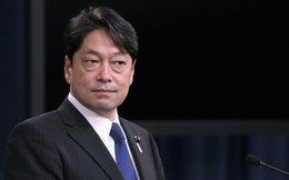 """Trung Quốc """"hạ nhục"""" Bộ trưởng Quốc phòng Nhật Bản"""