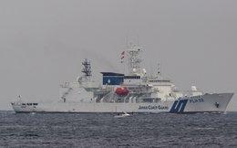 Nhật Bản trang bị tàu tuần tra lớn nhất thế giới