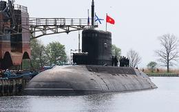 Việt Nam - Nga ký biên bản chuyển giao tàu ngầm đầu tiên