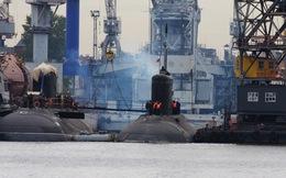 Báo Nga: Việt Nam sẽ vận hành 3 tàu ngầm Kilo vào năm tới