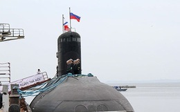 Hôm nay, Việt Nam nhận tàu ngầm Kilo đầu tiên