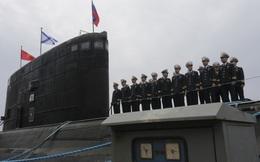 Giai điệu hùng tráng của bài ca gắn với tàu ngầm Kilo Việt Nam