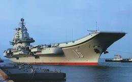 Mỹ cứ thư giãn trước tàu sân bay Trung Quốc!