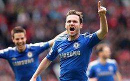 Chấm điểm Man United 0-1 Chelsea: Ngày của Mata!