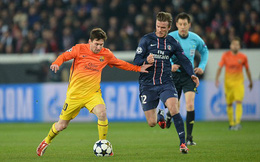 Tiết lộ: Beckham treo giày là vì Messi