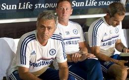 Vụ Rooney: Mourinho lại đăng đàn tuyên chiến David Moyes