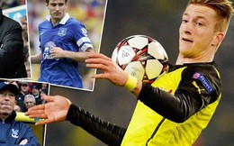 """""""Máu"""" Marco Reus, Man United chi 29 triệu bảng mua đứt hợp đồng"""