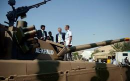 Ukraine bán 110 động cơ xe tăng chiến đấu cho Pakistan