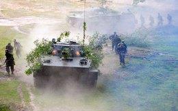 Giải pháp nâng cấp xe lội nước PT–76 cho Hải quân đánh bộ VN