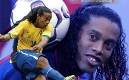 """Những siêu phẩm từ """"nghệ sỹ"""" Ronaldinho"""