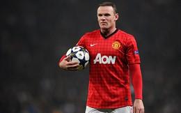Rooney bị buộc khoác áo Man United đêm nay