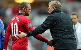 Rooney thừa nhận không còn đường thoát khỏi Old Trafford