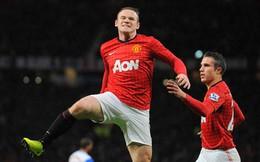"""Sir Alex đá """"quả bóng Rooney"""" cho David Moyes"""