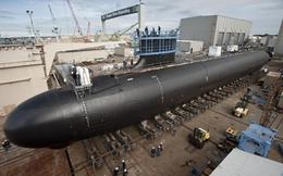 Hải quân Mỹ nhận tàu ngầm nguyên tử Virginia thứ 10