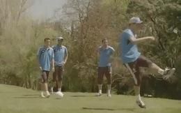 """Sao Real chơi… """"Bóng – Golf"""""""