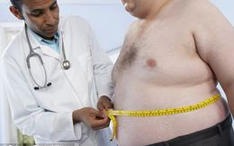 Mỡ thừa ở eo có thể gây chảy máu trong tới chết