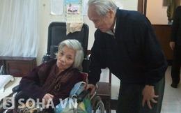 Vị tướng già chăm vợ bại liệt 11 năm