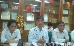 """Phó GĐ BV Bạch Mai """"sốc"""" vì bác sỹ ném xác bệnh nhân xuống sông"""