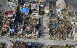 Siêu bão Haiyan là một điềm gở mà thế giới không thể làm ngơ