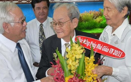 GS.TS, thầy thuốc Nguyễn Thiện Thành qua đời