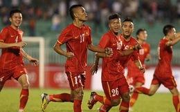 U23 Việt Nam nhọc nhằn hòa CLB Indonesia