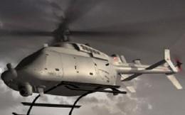 """Hải quân Mỹ như """"hổ mọc thêm cánh"""" với """"chim lửa"""" MQ-8C"""