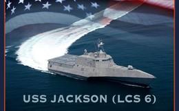 Mỹ hạ thủy tuần duyên hạm 3 thân USS Jackson