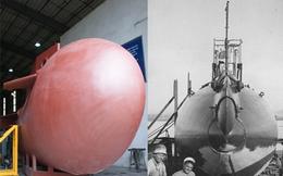 """So sánh thú vị: Tàu ngầm """"made in Vietnam"""" và tàu ngầm Mỹ TK 19"""