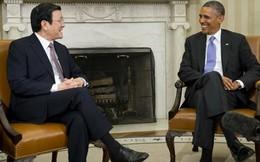 Xác lập quan hệ Đối tác toàn diện Việt Nam-Hoa Kỳ